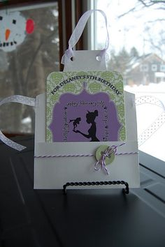 princess & frog party - invite