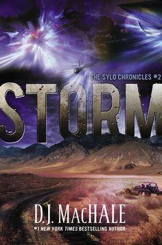 Storm – D.J. MacHale