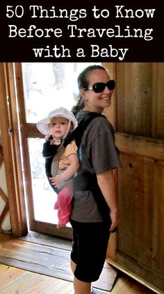 50 Things to Know Before Traveling With a Baby