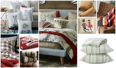 Want it Wednesdays: Cozy Cold-Weather Bedding (http://blog.hgtv.com/design/2014/10/15/want-it-wednesday-cold-weather-bedding/?soc=pinterest)