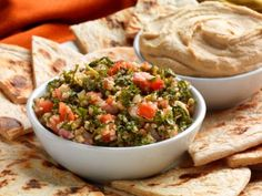 Pita Chips - from Chef Meg at SparkRecipes