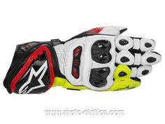2013 : Gants racing Alpinestars GP Tech