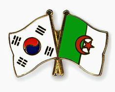"""Jogo """"patinho feio"""" da Copa, Argélia vence Coreia em partida bem disputada"""