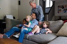 New website Gays With Kids seeks to showcase and offer support to gay fathers