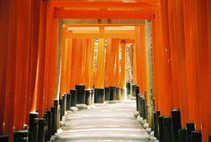 fushimi inari, inari shrine