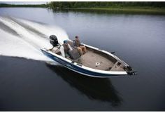 New 2010 Crestliner Boats Fish Hawk 1750 Multi-Species Fishing Boat
