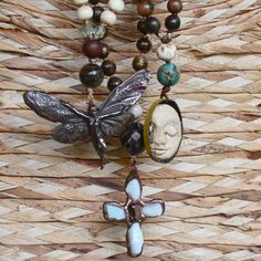 my last fairy necklace by forgivingworks on Etsy, $195.00