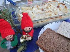 Jansson's Temptation A Swedish Christmas dish - Janssons Frestelse