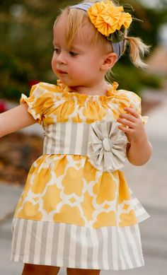 Sweet Sophia Adelaide Original  6mo to by AdelaidesBoutiqueLLC