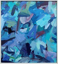 Many Shades of Blue by John Bucklin 20x22 $800
