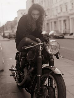 beats, motorcycles, fashion models, bays, french cafe, ride a bike, motorcycle girls, alter ego, cafe racers