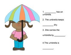 Pronouns! For Speech and Language Therapy - Rae's Speech Spot - TeachersPayTeachers.com