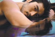 He visits the waters every evening, to find the Lady of the Lake, since he was a boy. Godfrey Gao
