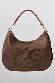 Leather Hobo Bag #EBFallFavorites