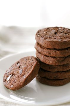 World Peace Cookies (eggless)