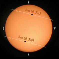 Transit of Venus 2012 by NASA via indiancountrytodaymedianetwork #Transit_of_Venus #NASA #indiancountrytodaymedianetwork