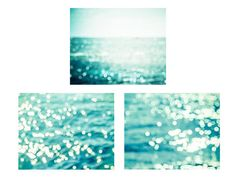 nautical decor abstract photography bokeh print by mylittlepixels