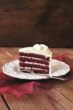 the chew | Recipe  | Carla Hall's Red Velvet Cake