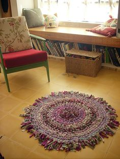 more rag rugs