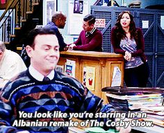 """Her insults are on a whole other level.   Community Post: 23 Reasons Gina From """"Brooklyn Nine-Nine"""" Is The Best Character On TV"""