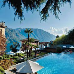 Grand Hotel Tremezzo @ Lake Como, Italy