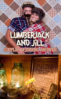 Jack and Jill Couples Wedding Shower
