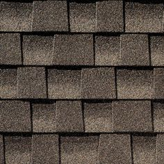 Mission Brown #gaf #timberline #roof #shingles #swatch