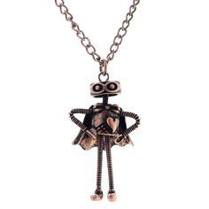 Stupendous Necklace Copper
