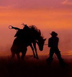 Cowgirls stand their ground