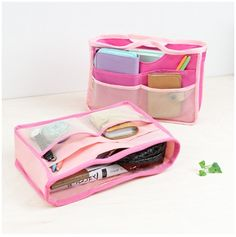 This would make it easier to change purses...super light weight. Basic Purse Organizer v2$36.95