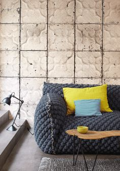 Isn't this fun? Comfortable fun! :-)