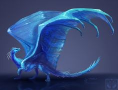 Saphira by Neboveria.deviantart.com on @deviantART