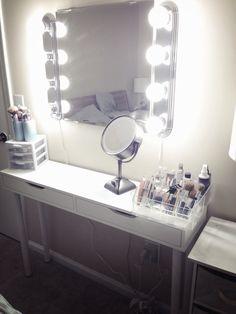 Diy Vanity Tables On Pinterest Vanities Ikea And Alex O