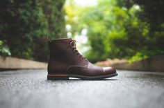 Timberland Earthkeepers Brook Park Zip Boot - Brown Leather