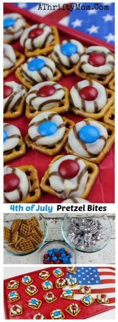 july 4th treats and