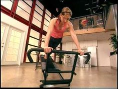 ▶ Total Gym® Pilates ~ some of the Pilates moves that can be performed on the Total Gym