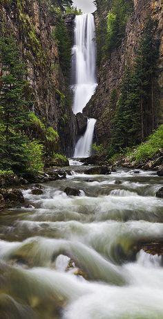 Mystic Falls, San Juan National Forest, Colorado