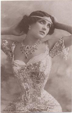 Postcard Actresses Tosca Montes | eBay