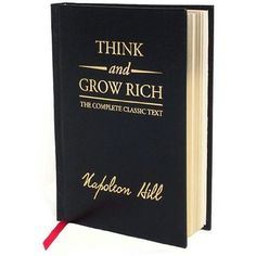 Think and Grow Rich~ Napoleon Hill  Join the morning mindset call @ http://workwithbrianandfelicia.com/mindset-call/