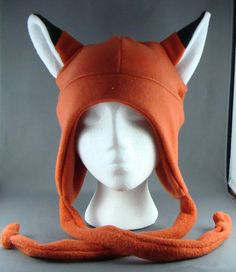 Fox Animal Ears Hat - link broken