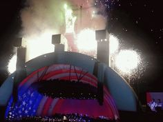 fourth of july hollywood bowl