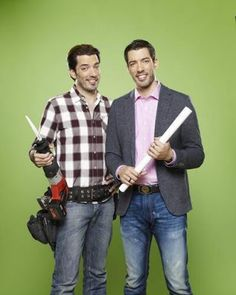 Property Brothers - How to Turn Your Property Dreams into Reality by using an FHA 203k Loan