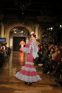 Traje de Flamenca - Manuela-Macias - We-love-flamenco-2014-