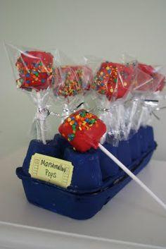 bake sales ideas, egg carton display, bake sale food ideas, pop stand, bake sale ideas, marshmallow pops, craft idea, egg cartons, cake pops