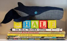 Your Jeans become super cool whales!
