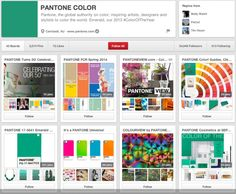 Five examples of brands that are using Pinterest - an article from Econsultancy - though no reference to ROI for the organisations featured