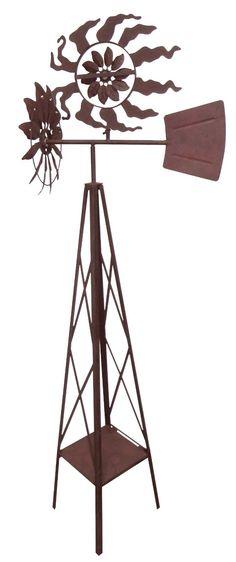 Garden Wind Spinner
