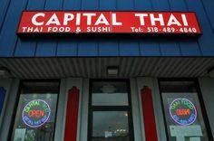 Review of Capital Thai! hous kitchen, capit thai, mous hous