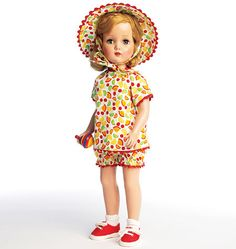 """B6001 Clothes for 18"""" Dolls #butterick #18""""dollclothes"""
