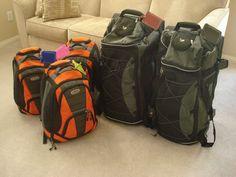 72 hour kits, famili work, emerg prepared